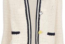Кофты и кофточки / Кофты и кофточки крючком.Crochet.