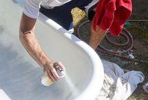 claw foot bathtub refinish ideas