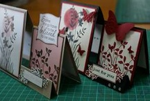 Cards - Techniques, Variety / Step card Stampin' UP!