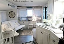 RV makeovers / by Alyssa Peters