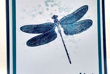 Stamping-Dragonfly Dreams