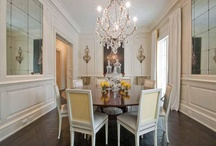 Dining Rooms / by Cheryl Ann Zlomke