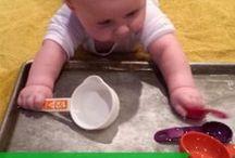 Infant physical activity ideas