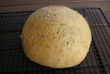 Bread / by Amy Dennis