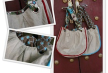 Scarlet Threads bags!