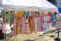 Market Stall / Making the products POP!