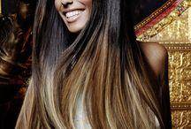 I love / hair_beauty