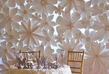 cortina flores