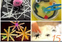 Preschool bugs theme
