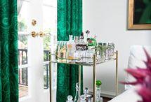 Green / Grün / Verde