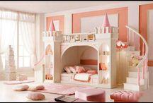 Girls rooms