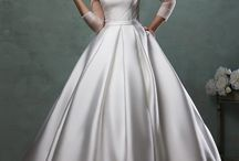 Dresses For Bride and Bridemaid