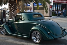 Classic cars / by Heidi Lewis