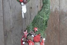 vánoční stromečky