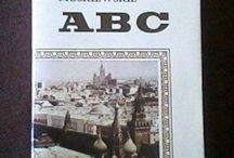 seria ABC stolic świata - wyd. ISKRY