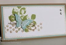 STAMPIN UP BUTTERFLY
