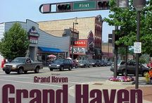 Grand Haven, Michigan  My hometown / Great place to visit !!! / by Carol Knutson
