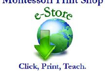 Montessori resources