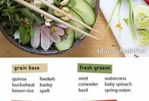 Food - Heathy Bowls