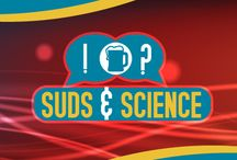 Suds & Science / It's not a scientific mystery that learning is more fun when you're drinking with friends and colleagues. And thus, the idea for Suds & Science was born! / by Reuben H. Fleet Science Center