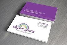 Thin - i Creative Visiting Card Design