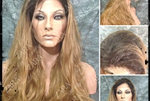 Zara Wigs Collages / Custom full lace and lace front wigs from Zarawigs.com http://www.zarawigs.com