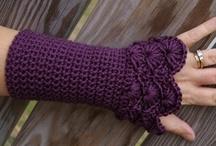 Crochet gloves/scarves/hats