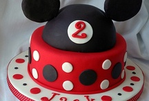 Mickey/Minnie Bday Ideas / by Danielle Turk