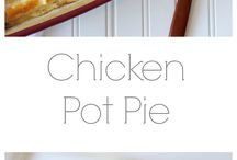 Jowika Chicken pot pie