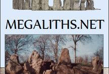 Megaliths / Megaliths and Megalithic Sites Worldwide  / by Andis Kaulins