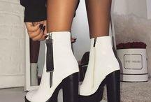 HEELS AND SHOES / heels impress sneakers slays