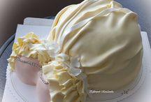 Baby Shower -kakut, Baby Shower cakes