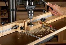 Woodworking smarthings