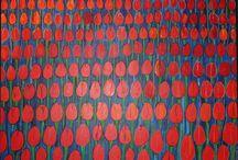 Tulips paintings