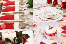 CHRISTMAS - Classic Red & White