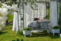 tonnelle jardin