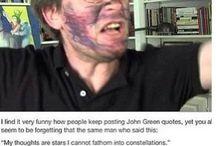 John Green's personal board