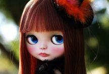 dolls' fashion / ブライスやお人形の小さいお洋服 可愛いアイテム