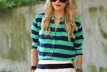 stripes wear