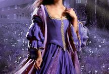 Purple / Like black , violet refers nobility and power.It is the color of alchemy and magic. Violet symbolizes respect, dignity , devotion, piety , sincerity, spirituality, purification and transformation.It is also the color of dreams, mystic and enchantment . Sensitive people have a natural attraction to color.