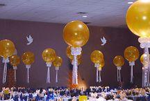 Prom Balloon Decor Ideas