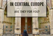 Europe / Europe Trip Tips! We just can't get enough of this lovely continent