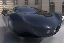 Michele bernardo / Concept car