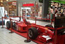 Ferrari Ausstellung 2015 - mit Jo Vonlanthen / Interview mit Jo Vonlanthen, Ex Formel 1 Rennfahrer und Ferrari-Sammler, unter http://bit.ly/1FwGzqc