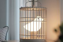 Open up the cages! / Interior design with cage-like decorations