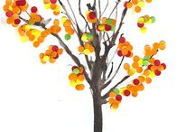 Kids crafts - Autumn