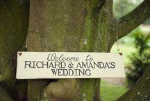 Wedding - welcome to