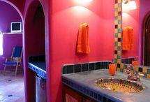 Interiores estilo Mexicano