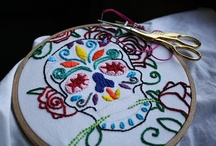 SEASONS Dia dos Los Meurtos / Frida, Mexico, Fall, Halloween