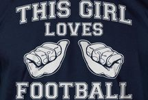 Football fan T-shirt